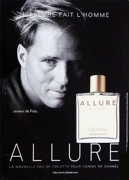 chanel-allure-homme: Chanel Allure perfume review