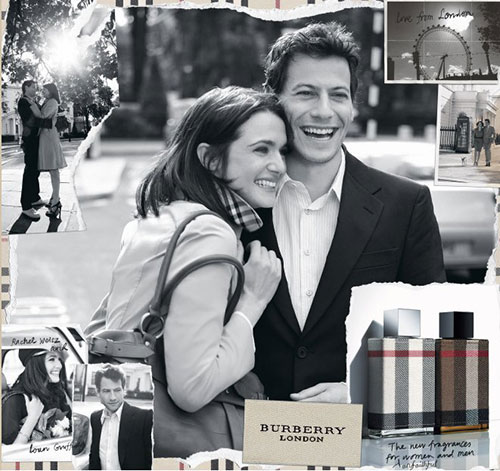 BlueBerry London - Top perfume for men
