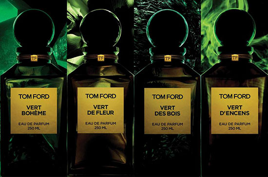 Tom Ford Private Blend Les Extraits Vert