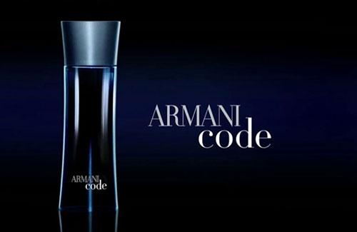 Giorgio Armani Code Review
