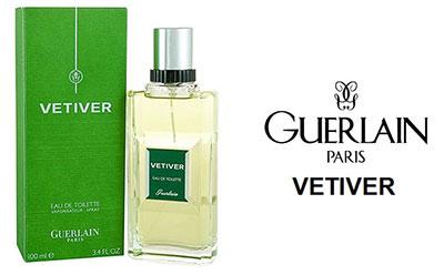 best vetiver perfume
