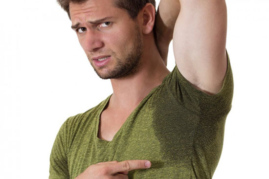 what causes body odor