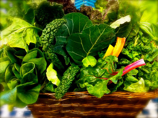 eat green vegetable - 10 Ways to Build Strong Bones with Food and Exercise