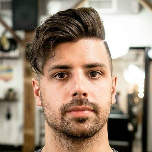 Mens haircut for a long face : Perfect cool haircuts for men best cologne