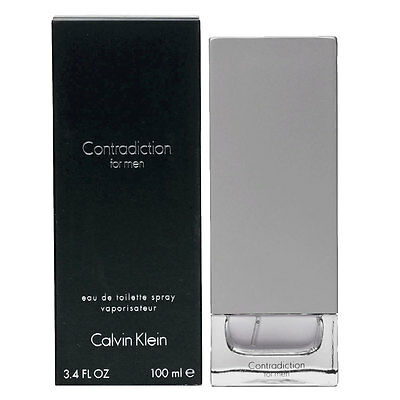 Calvin Klein Contradiction for men Review on Leo Passion